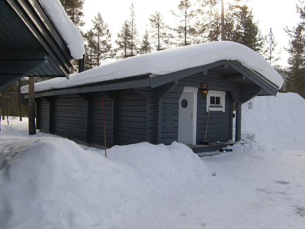 Utbyggd stuga - Joängsbyn Sälen
